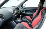 Inside the Nissan Juke Nismo RS