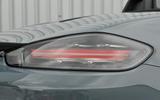 Porsche 718 Boxster rear light