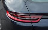 Porsche Panamera rear lights