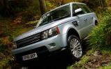 4 star Range Rover Sport