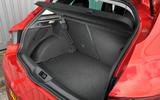 Renault Megane boot space