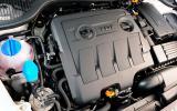 1.6-litre Skoda Octavia diesel engine