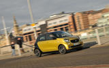 Smart Forfour in town