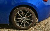 17in Subaru BRZ alloy wheels