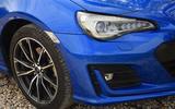 Subaru BRZ front foglights