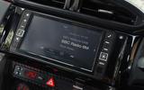 Subaru BRZ infotainment-system