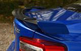 Subaru BRZ rear spoiler