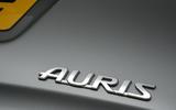 Toyota Auris Touring Sports badging