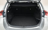 Toyota Auris Touring Sports boot space