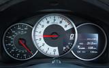 Toyota GT86 instrument cluster