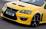 Vauxhall VXR8 front end
