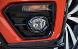 Volkswagen Beetle front foglights
