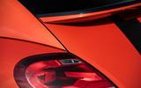 Volkswagen Beetle rear lights