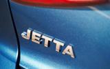 Volkswagen Jetta badging