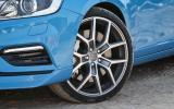 20in Volvo V60 Polestar alloy wheels
