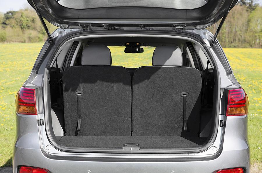 Kia Sorento 2018 road test review boot
