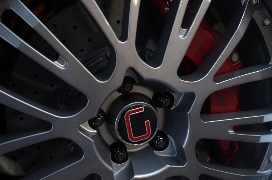 ItalDesign Giugiaro Parcour 4x4 alloy