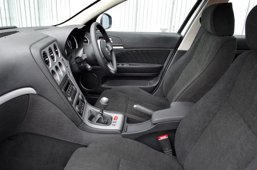 Alfa Romeo 159 interior