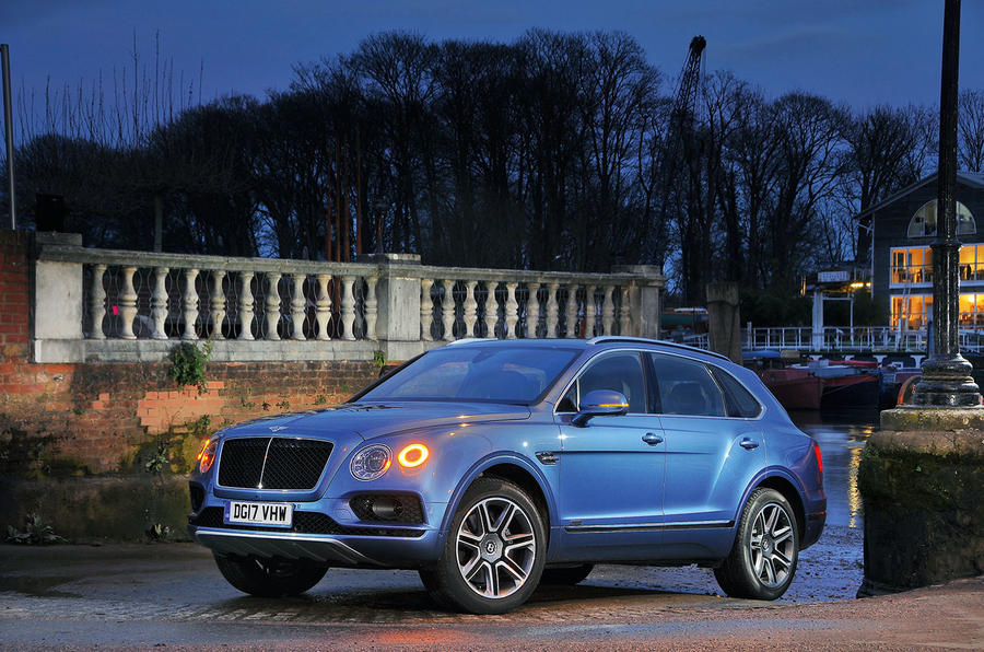 5 star Bentley Bentayga Diesel