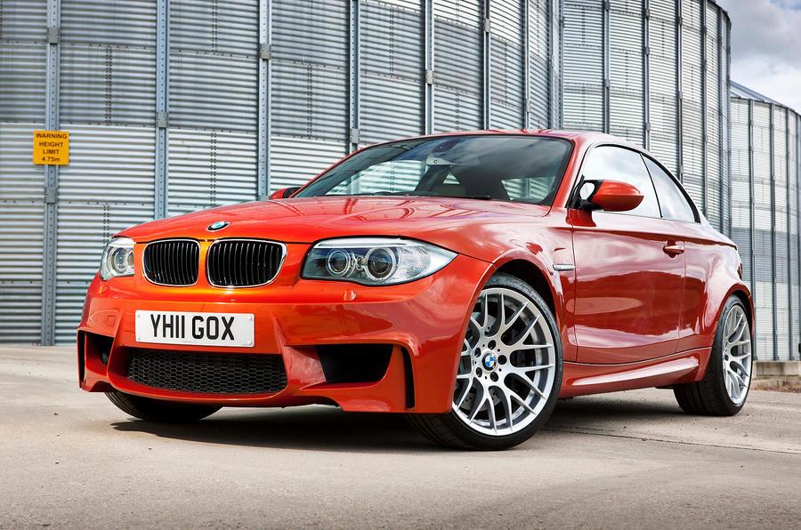 4 star BMW 1 Series M Coupé