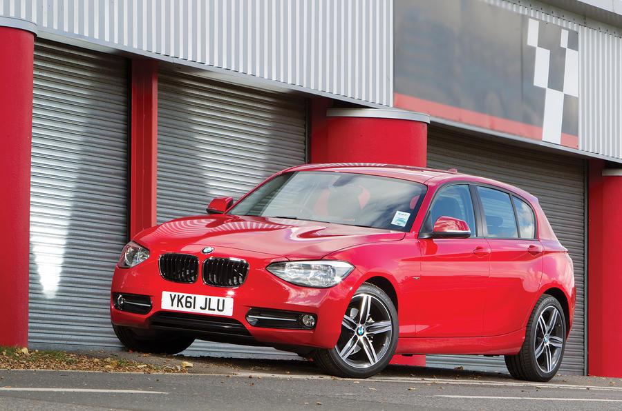 3.5 star BMW 1 Series