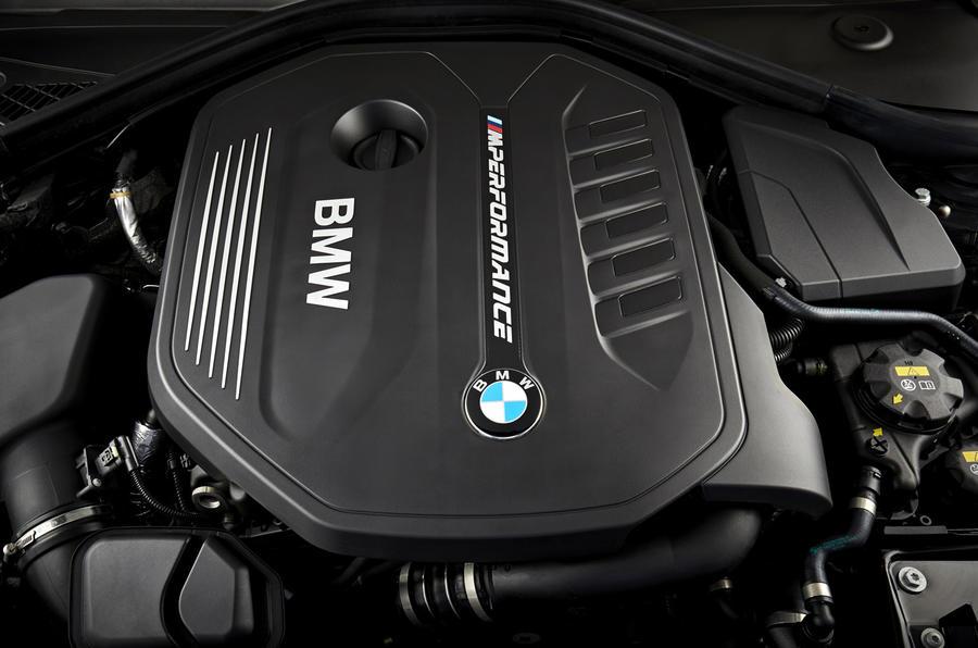 3.0-litre BMW M240i engine