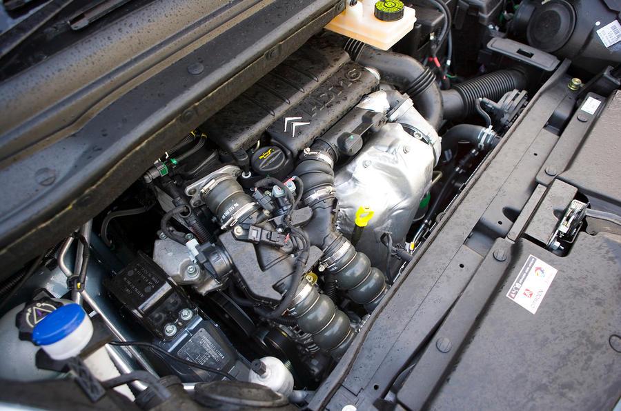 Citroën Grand C4 Picasso engine