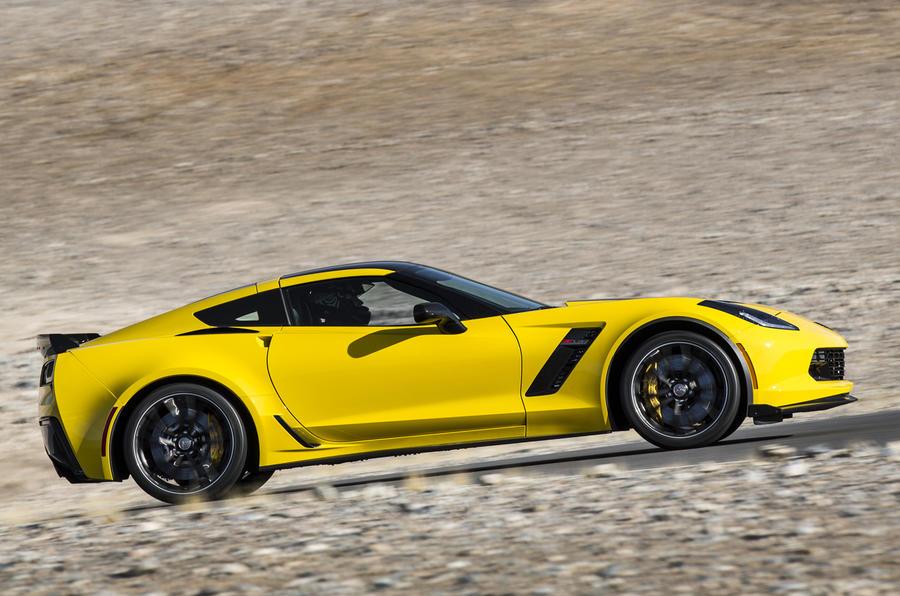 £95,000 Chevrolet Corvette Z06