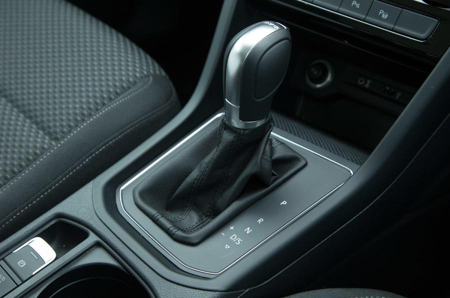 Volkswagen Touran's DSG gearbox
