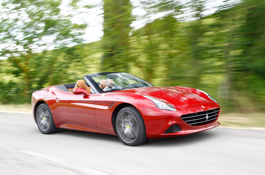 £150,000 Ferrari California T