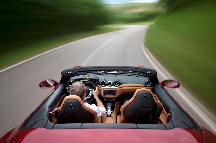 1625kg Ferrari California T