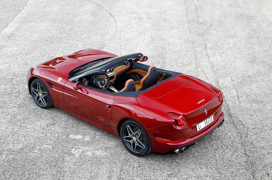 Cabrio Ferrari California