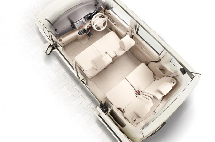 Honda N Box interior