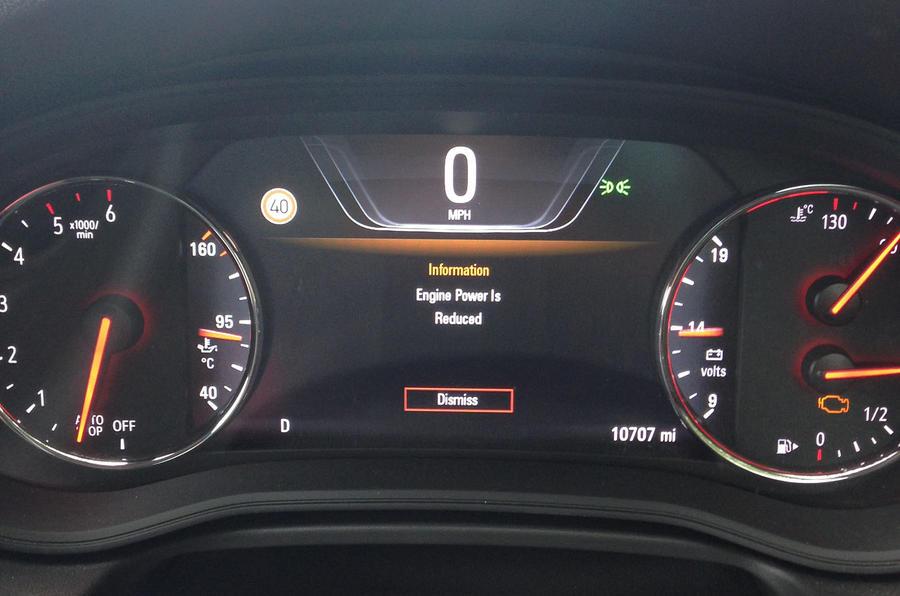 Vauxhall Insignia Sports Tourer long-term review: ten months