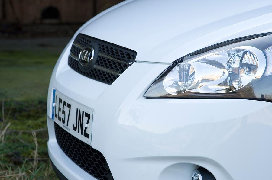 Kia Procee'd front grille