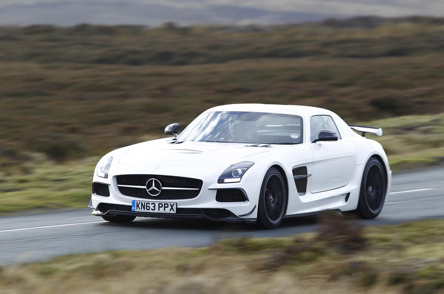 Mercedes-AMG SLS Black Series