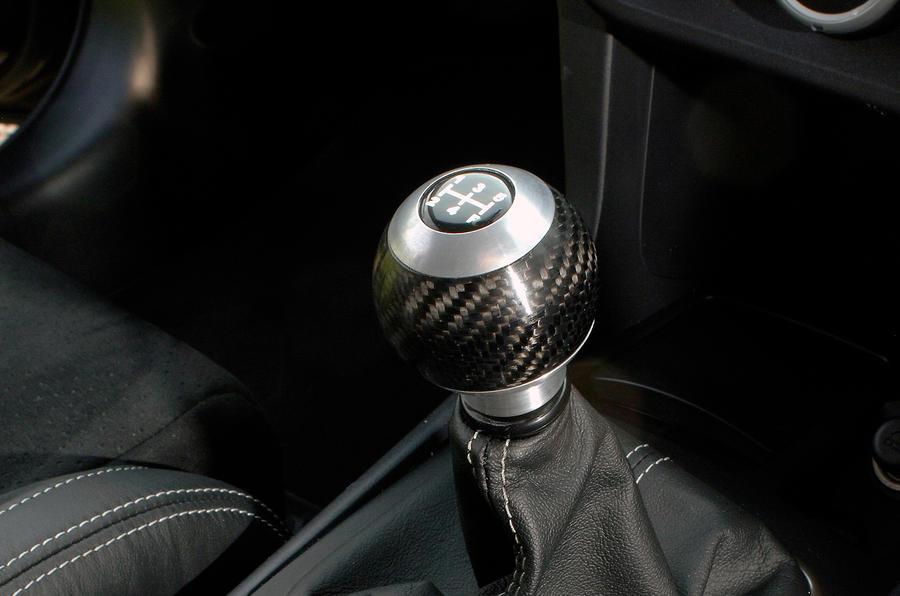 Mitsubishi Evo X manual gearbox