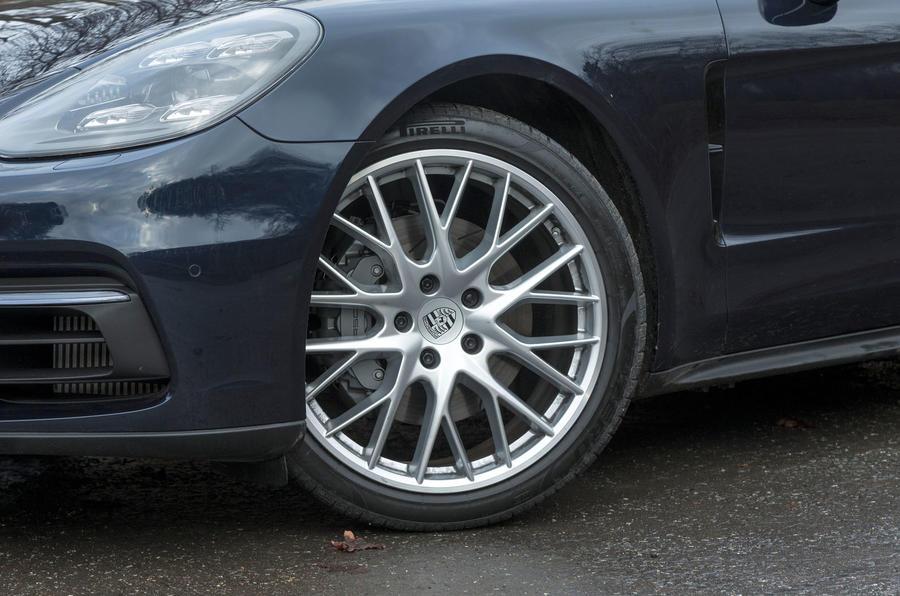 19in Porsche Panamera alloy wheels