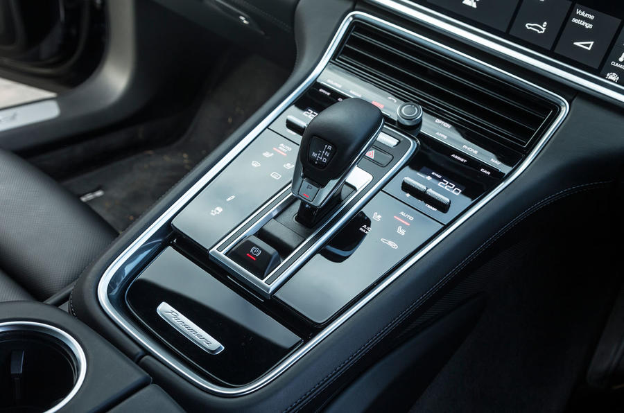 Porsche Panamera PDK gearbox