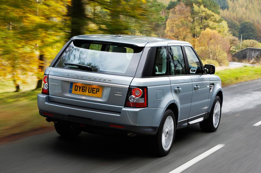 Range Rover Sport rear