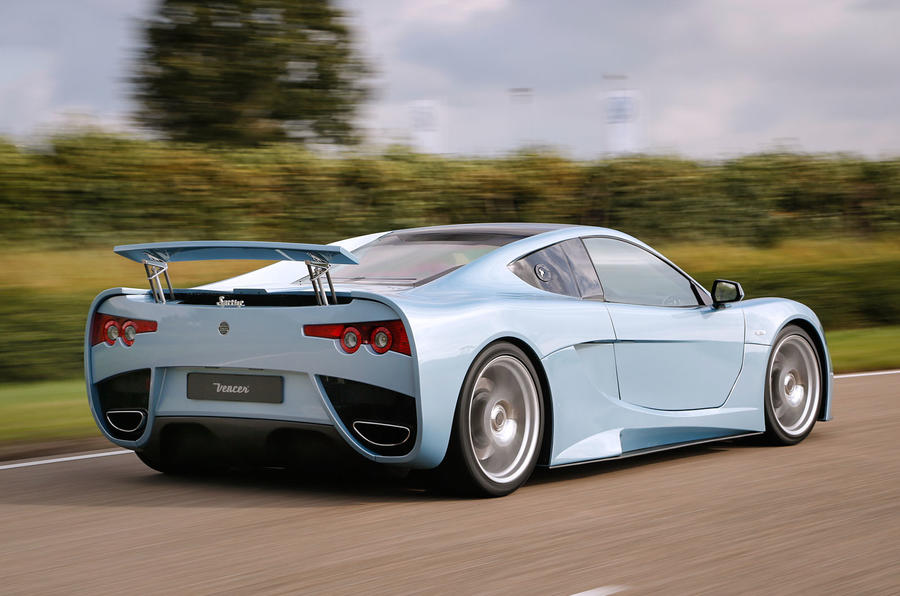 £250,000 Vencer Sarthe supercar