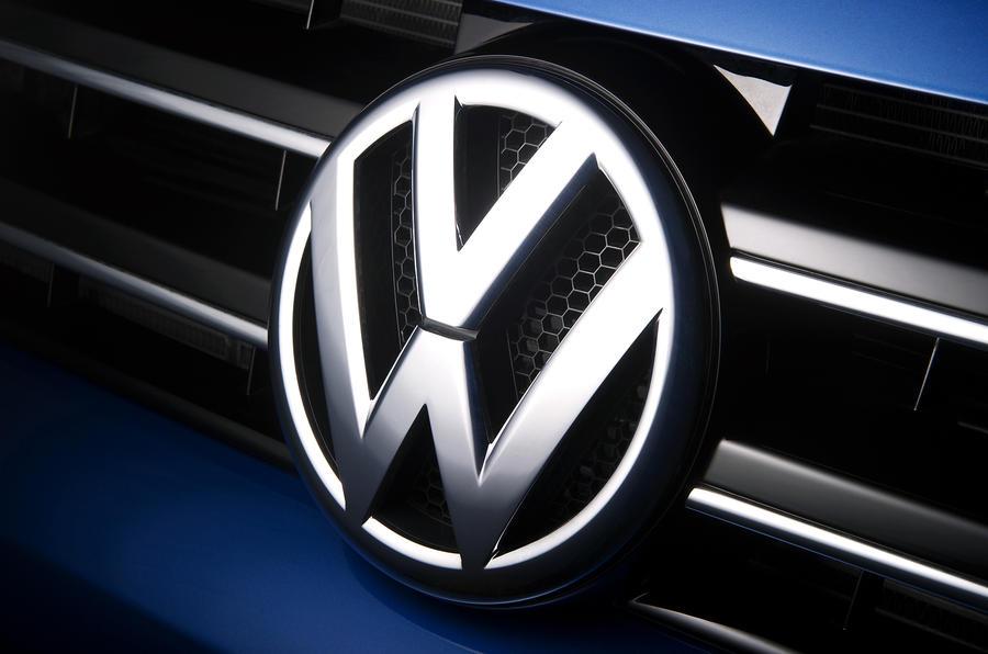 Volkswagen badging
