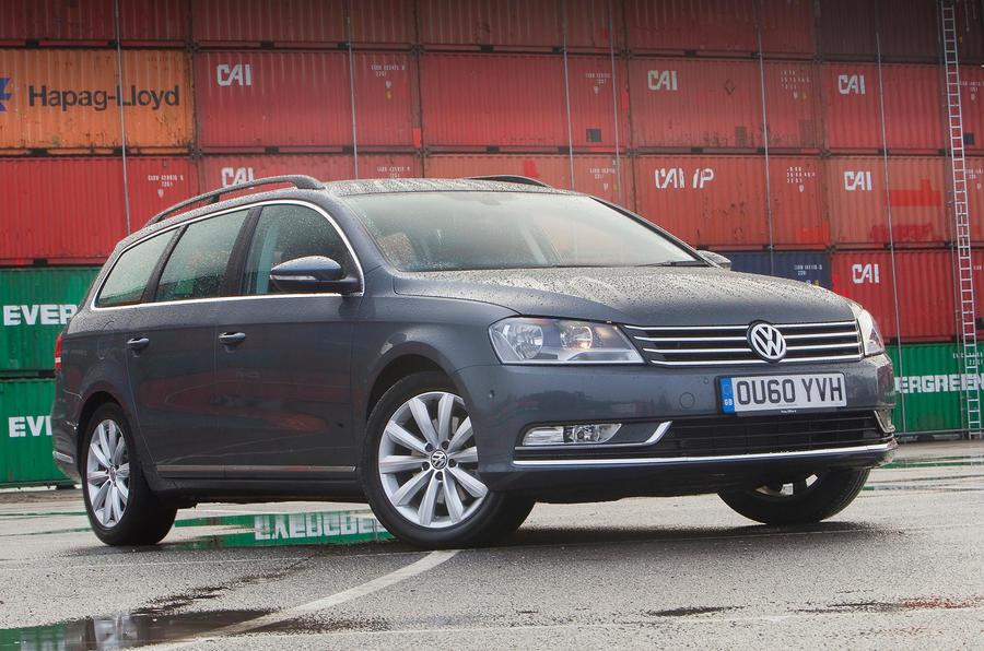 4 star Volkswagen Passat