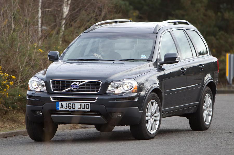Volvo XC90 2003-2014