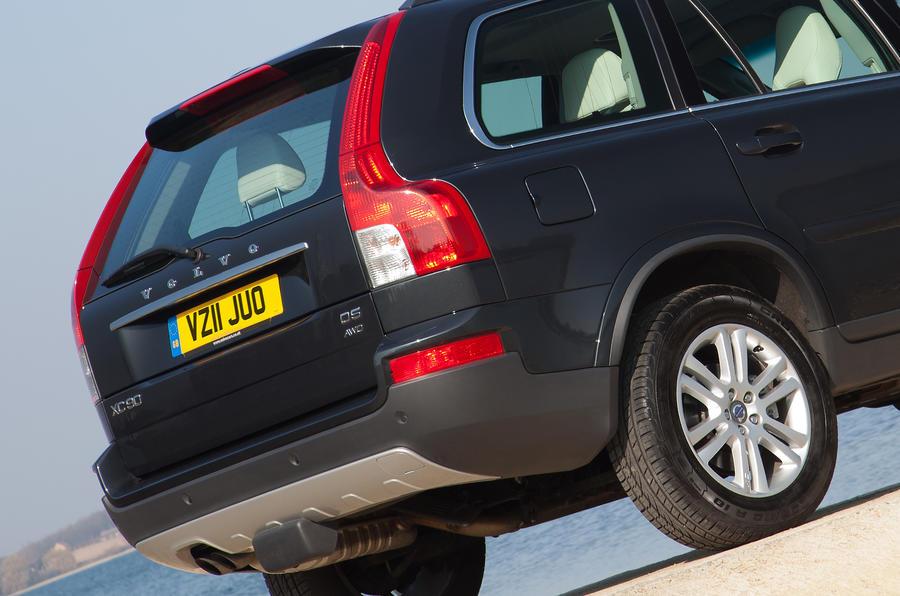 Volvo XC90 rear end