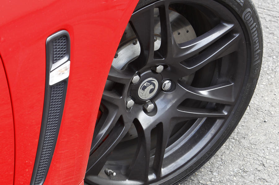20in Vauxhall VXR8 GTS alloys