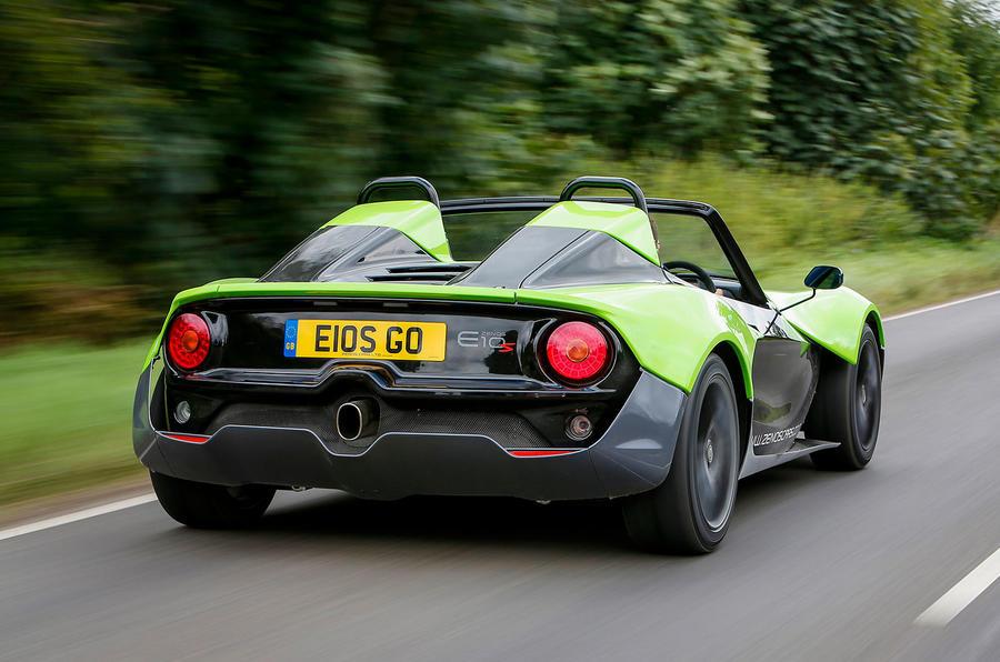 Zenos E10 S rear