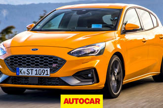 Ford Focus ST video review - thumbnail
