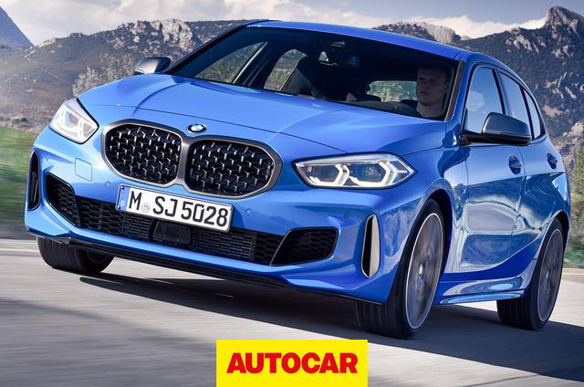 BMW 1 Series 2020 video review thumbnail